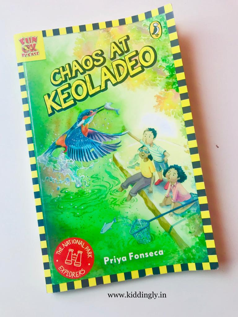 Chaos at Keoladeo – Must read for nature and wildlife lovers