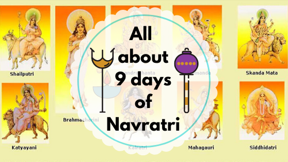 All about 9 days of Navratri
