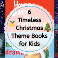 6 Timeless Christmas Theme Books for Kids