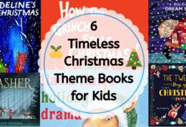 6 Timeless Christmas Theme Books for Kids