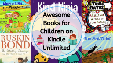 Awesome books for children on Kindle Unlimited