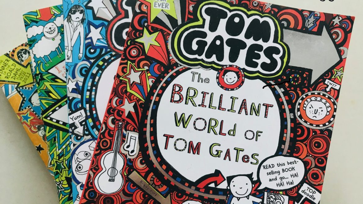 Tom Gates: Hilarious And Fun