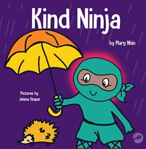 Awesome books for children on Kindle Unlimited - Kind Ninja 294x300