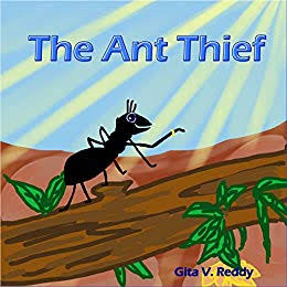 Awesome books for children on Kindle Unlimited - The Ant Thief