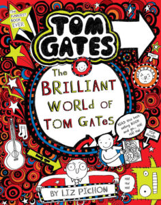 Awesome books for children on Kindle Unlimited - Tom Gates 236x300