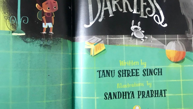 Darkless: A beautiful book about mother-child bond