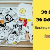 30 days - 30 doodles