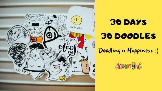 30 days – 30 doodles
