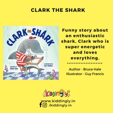 Clark The Shark – Children Book Review