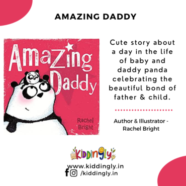 Amazing Daddy – Children's Book Review