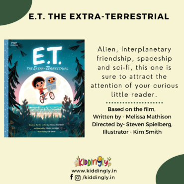 E.T. the Extra-Terrestrial – Children's Book Review