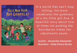 Feliz New Year, Ava Gabriela – Children's Book Review
