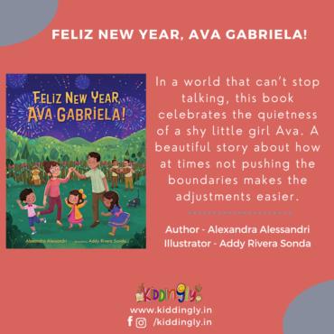 Feliz New Year, Ava Gabriela – Children's Book Review