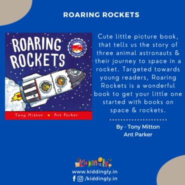 Roaring Rockets: Children's Book Review