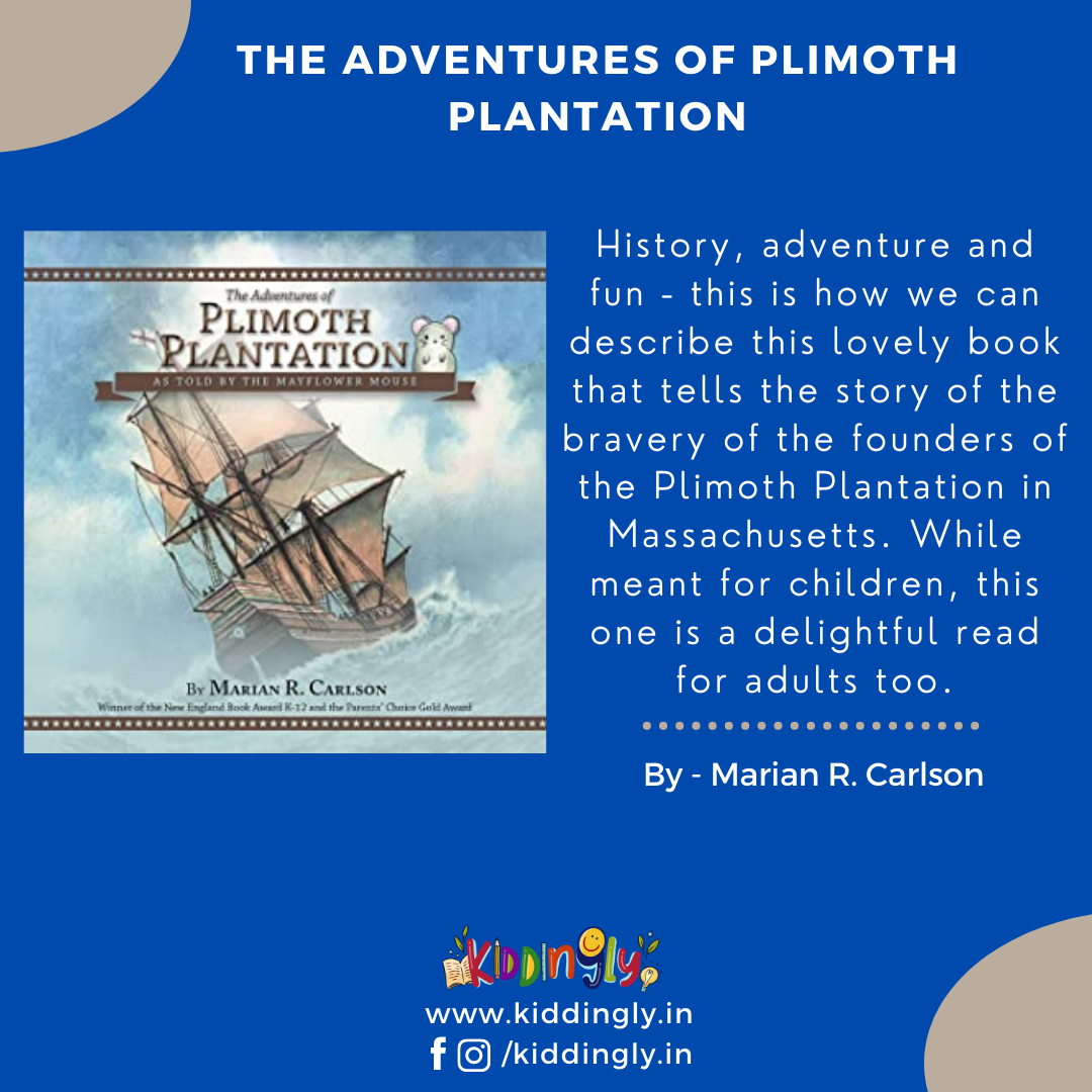 The Adventures of Plimoth Plantation: Children's Book Review