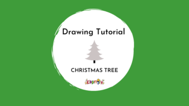 Christmas Tree: Drawing Tutorial Step by Step
