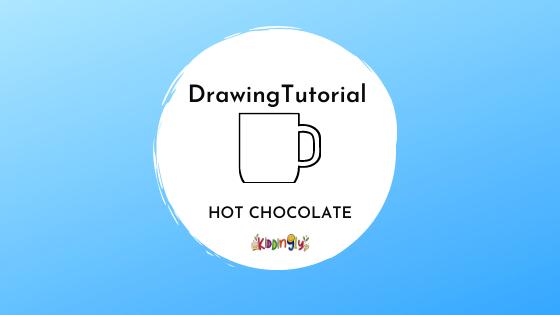 How to Doodle: Hot Chocolate Mug