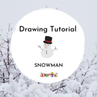 Kiddingly - How to Draw a Snowman Kiddingly 200x200