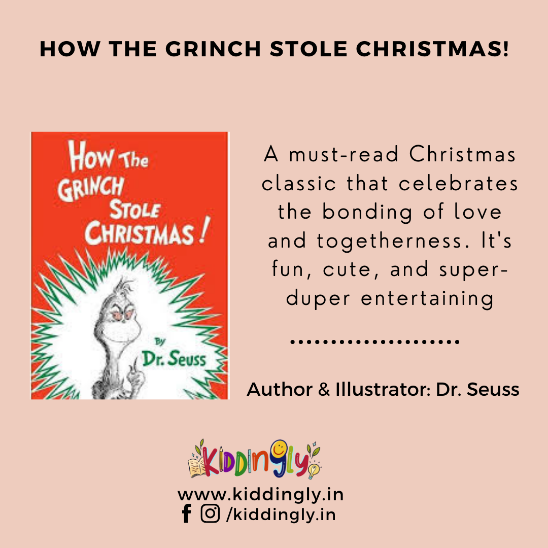 How the Grinch Stole Christmas – Children's Book Review