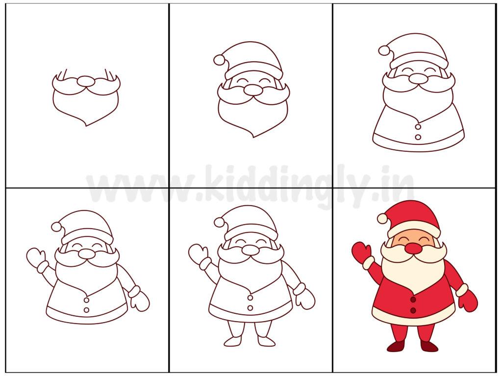 Kiddingly - Santa Doodle For Kids Kiddingly 1024x768