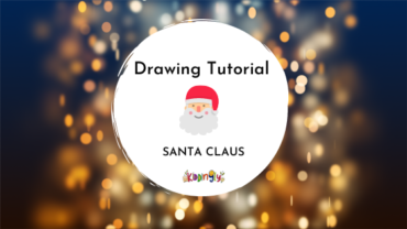 Santa Claus Doodle: Step By Step Tutorial