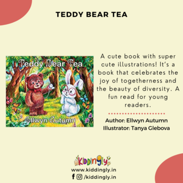 Teddy Bear Tea: Children's Book Review