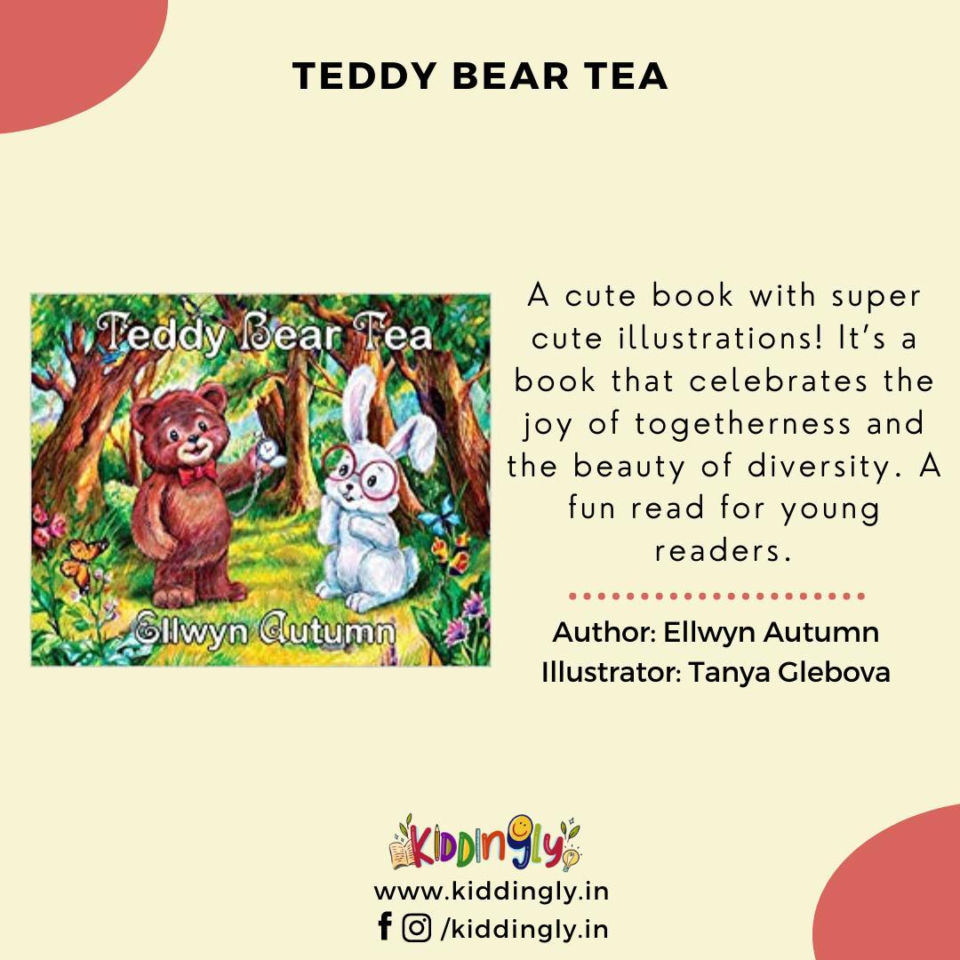 Teddy Bear Tea: Children's Book Review