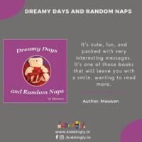 Kiddingly - DreamyDaysAndRandomNaps BookReview 200x200