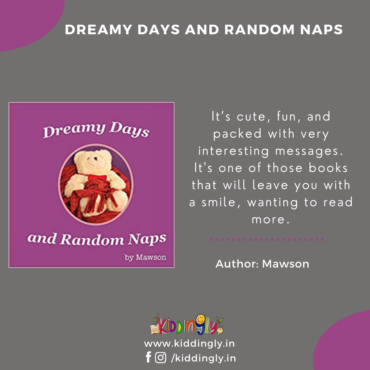 Dreamy Days and Random Naps: Book Review