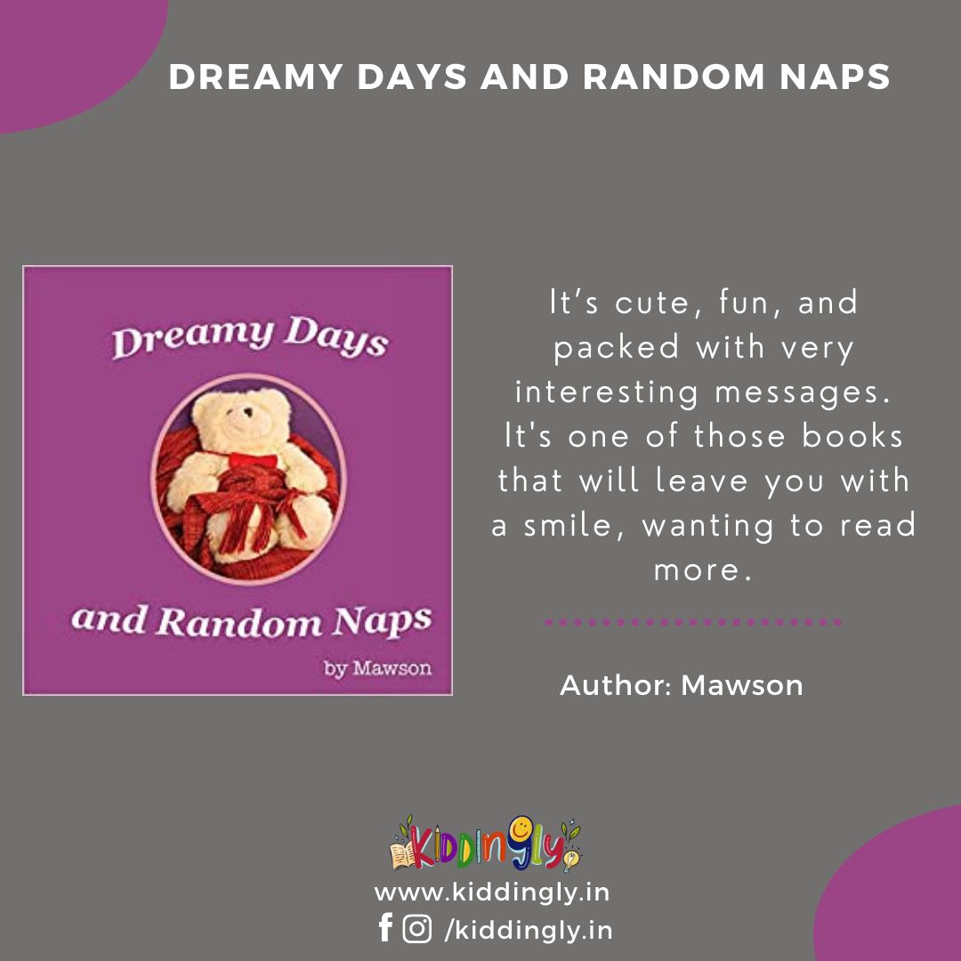 Dreamy Days and Random Naps: Book Review