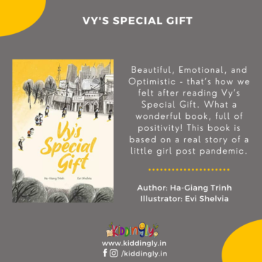 Vy's Special Gift: Children's Book Review