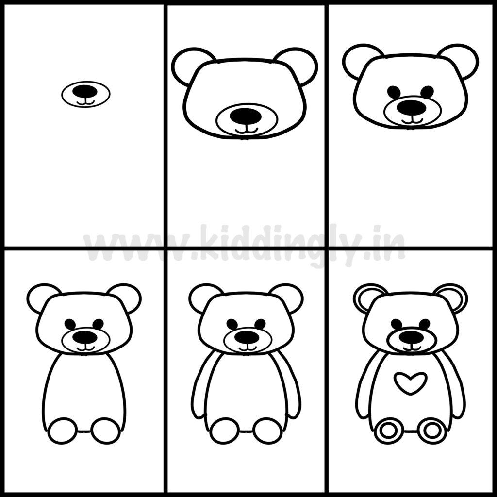 Kiddingly - DoodleTutorialKids Kiddingly 1 1024x1024