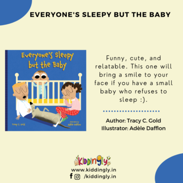 Everyone's Sleepy But The Baby – Children's Book Review
