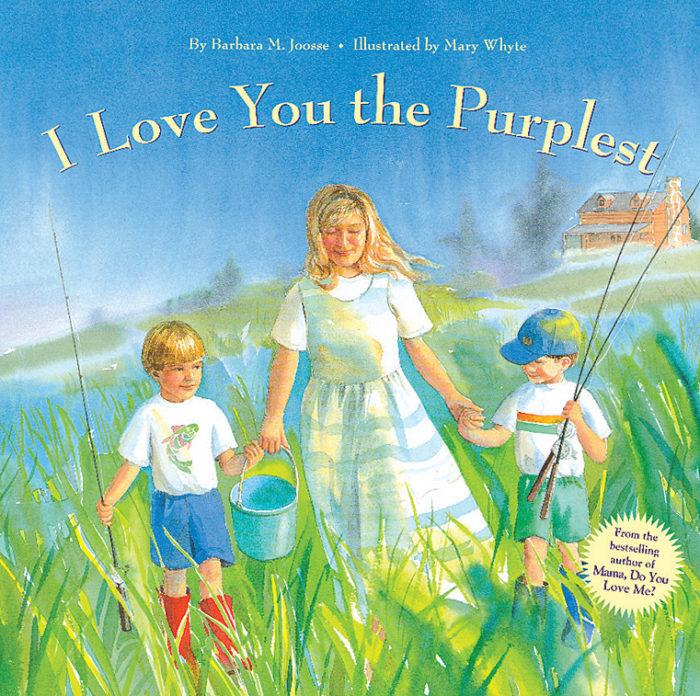 Kiddingly - I Love You The Purplest