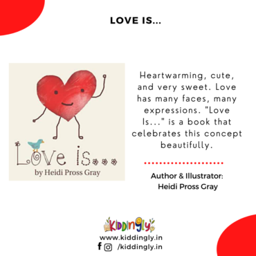 Love Is… – Children's Book Review