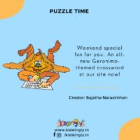 Kiddingly - GeronimoStiltonPuzzle BookActivities 200x200