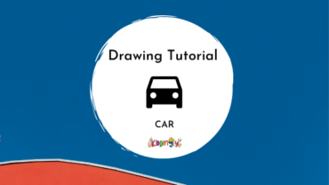 How to draw a car: Doodle for kids