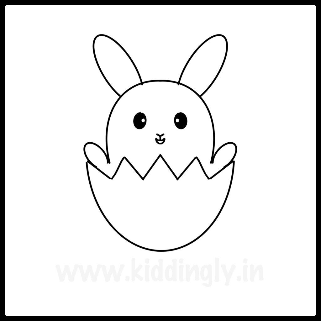 Kiddingly - Easter Bunny Printable Kiddingly 1024x1024