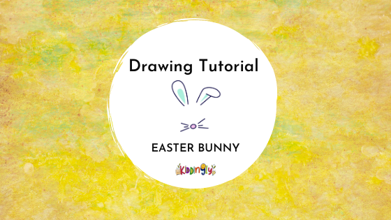 How to draw Easter Bunny