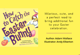 How to Catch the Easter Bunny – Easter Special Book Review