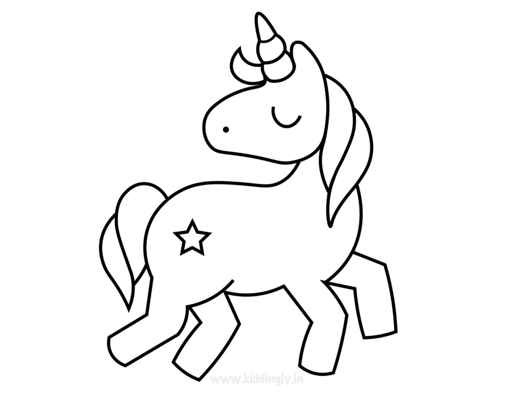 Kiddingly - Unicorn Doodle Kids Kiddingly 1024x819