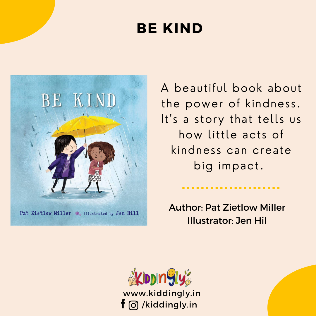 Be Kind: Children's Book Review