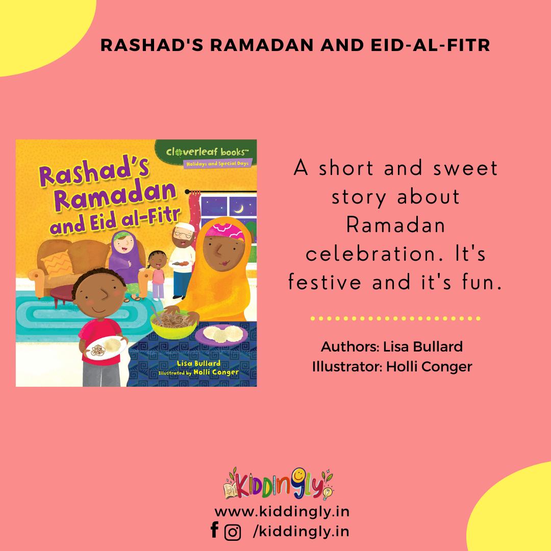 Rashad's Ramadan and Eid Al-Fitr: Children's Book Review