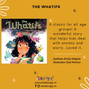 Kiddingly - The WhatIfs Kiddingly Childrens Books 300x300