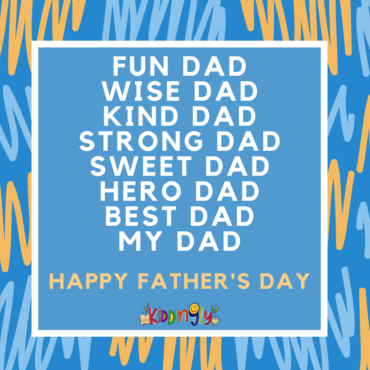 Father's Day Special Book for Kids